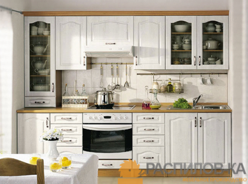 Кухня МДФ ПВХ 014