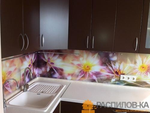 Кухня МДФ Эмаль 001