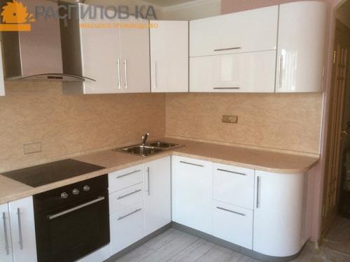 Кухня МДФ ПВХ 019