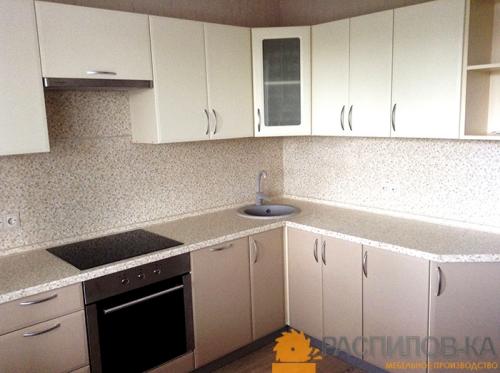 Кухня МДФ ПВХ 008