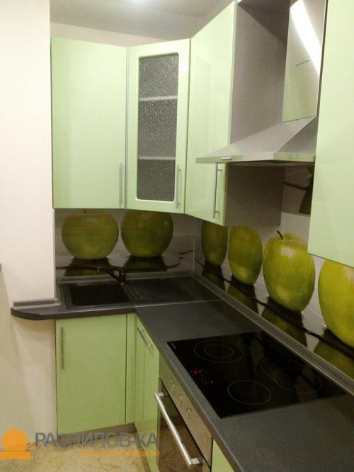 Кухня МДФ ПВХ 035