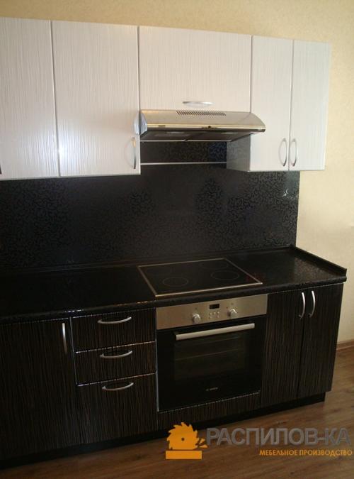 Кухня МДФ ПВХ 032