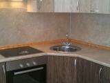 Кухня МДФ ПВХ  022